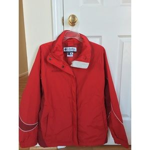 Women's Columbia jacket size large